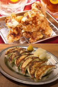 博多で餃子と唐揚げが自慢の居酒屋【博多ホームラン食堂】