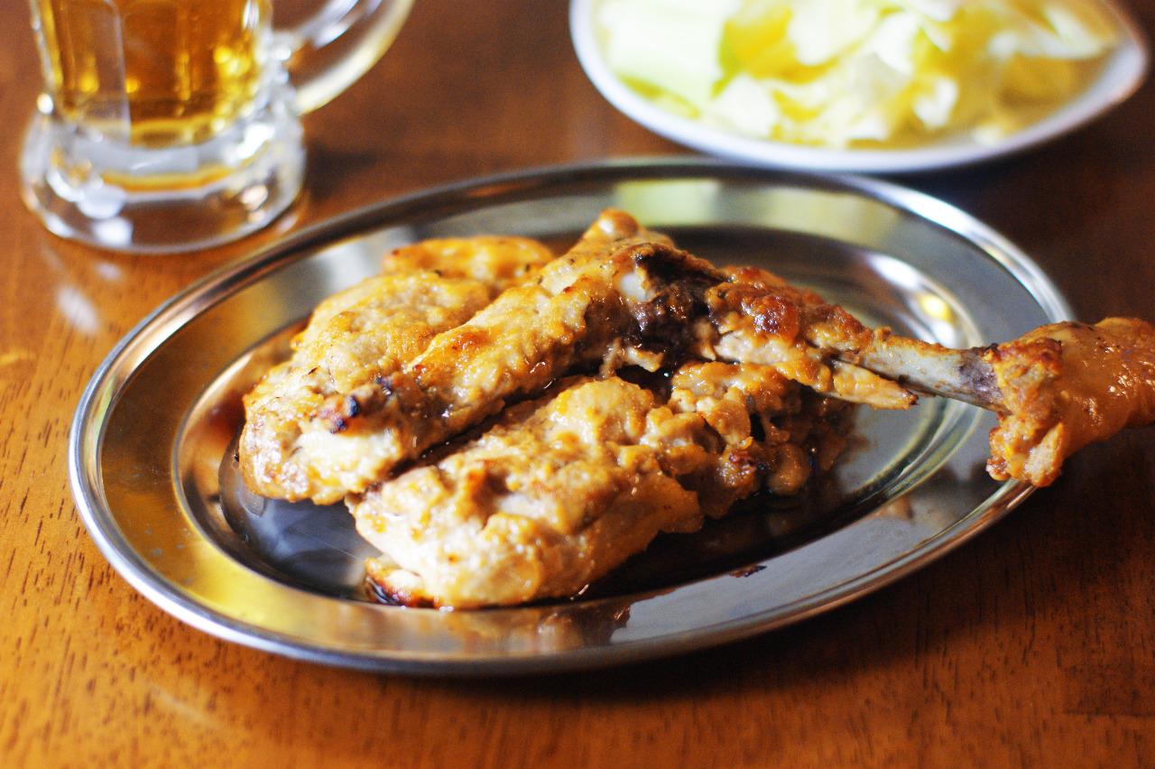 博多の居酒屋【博多ホームラン食堂】でコスパ抜群のお酒とおすすめの逸品