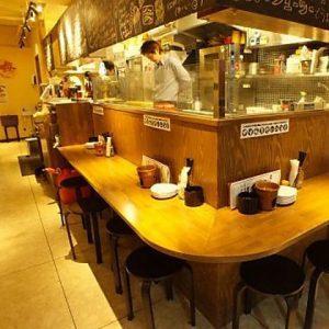 博多でお一人様でも立ち寄れる居酒屋【博多ホームラン食堂】