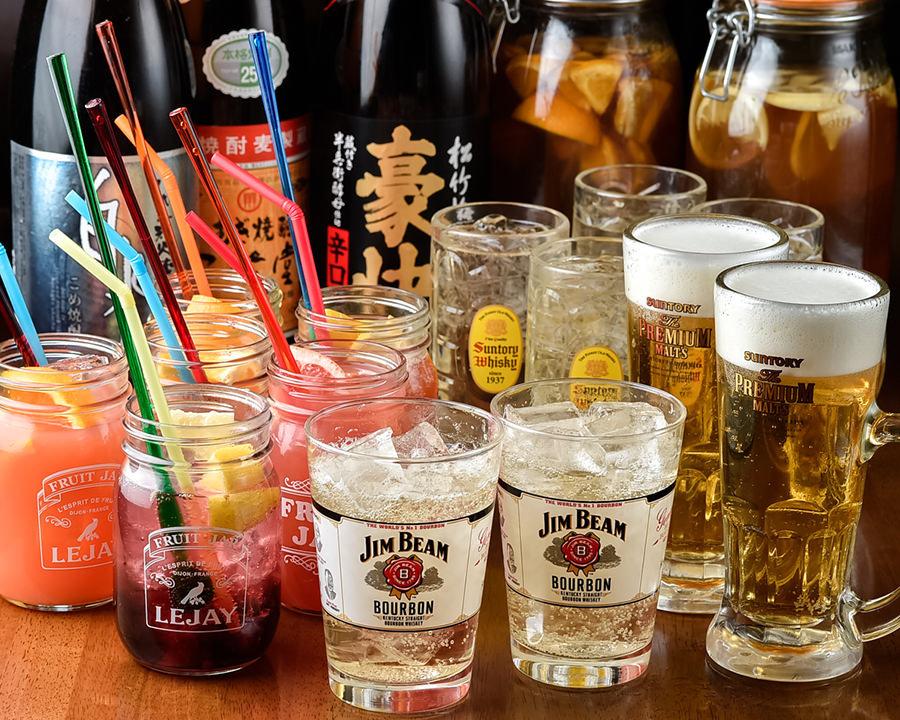 博多でコスパ抜群の居酒屋【博多ホームラン食堂】