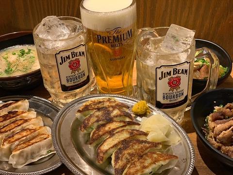 博多にあるお得に楽しめる居酒屋【博多ホームラン食堂】