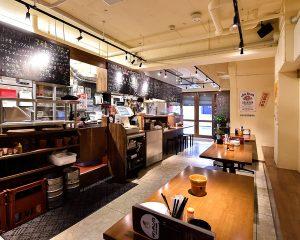博多で二次会にも最適な居酒屋【博多ホームラン食堂】